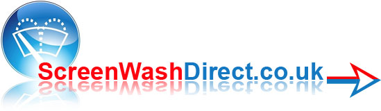 screen wash direct logo